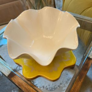Resin Small Serving bowl