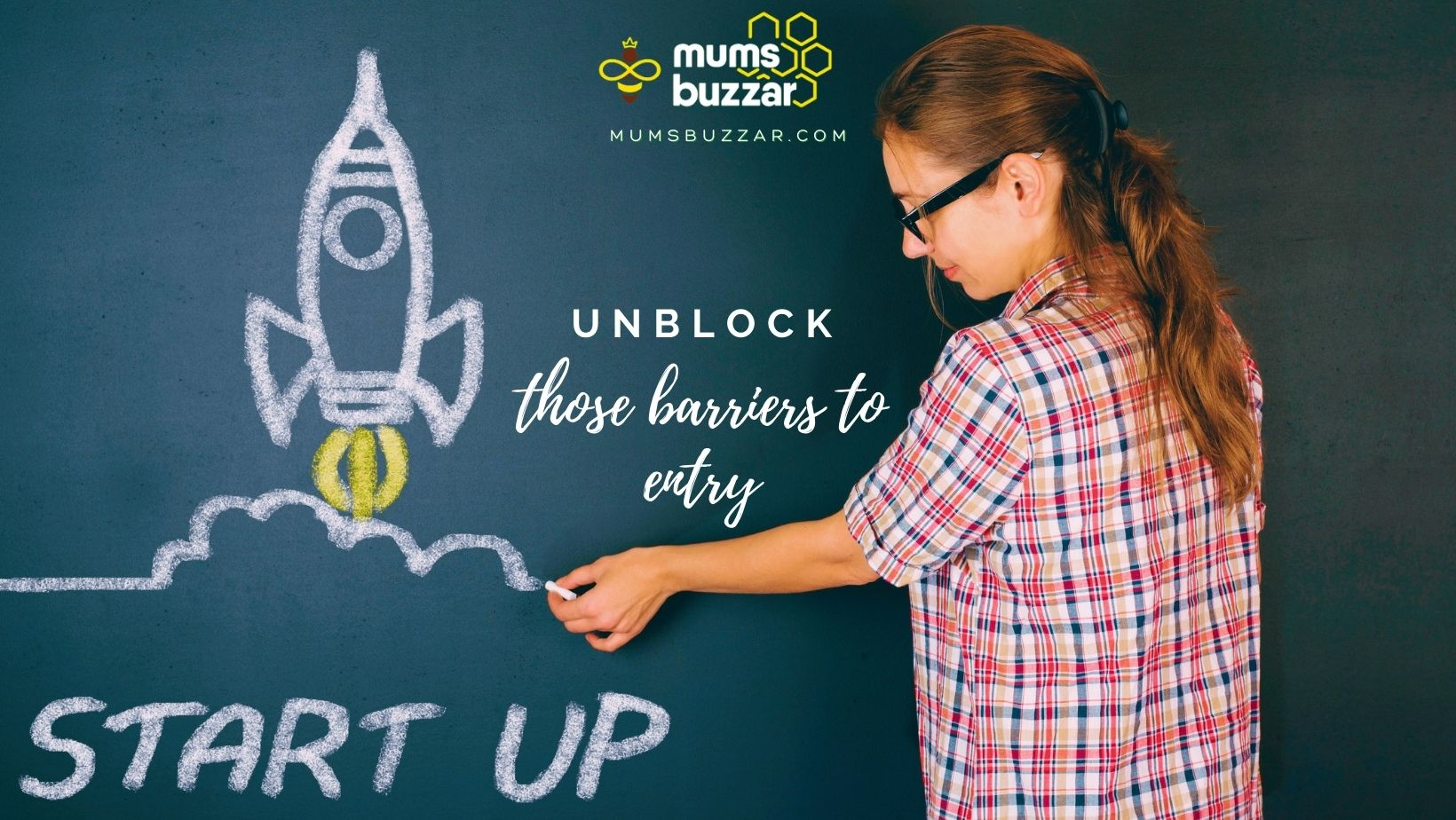 Unblock those barriers to entry