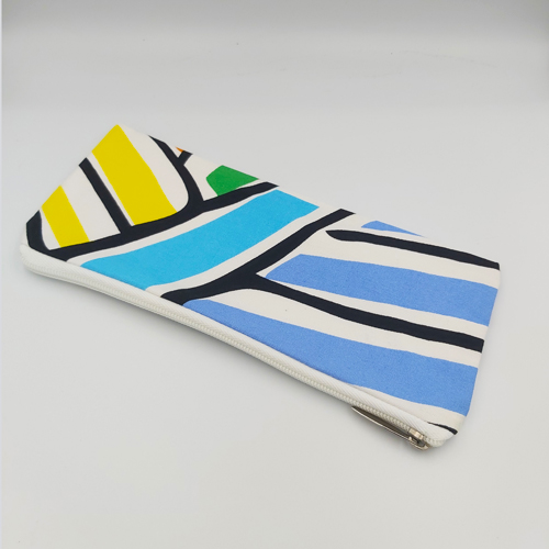 Fabric pouch 8